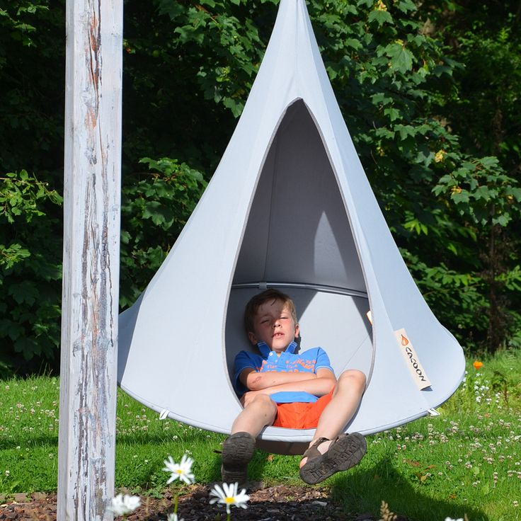 I dare you to wake me up from this nap haha! Jimmy in a Cacoon Bonsai http://hammocktown.com/products/cacoon-bonsai-grey