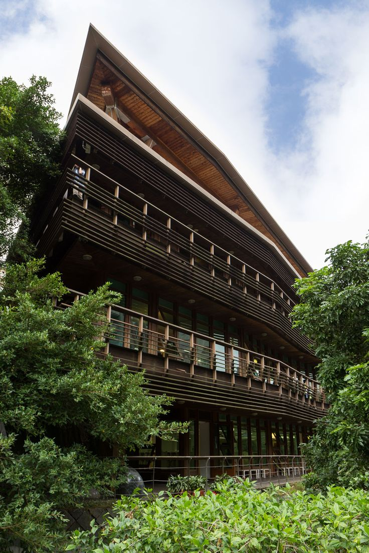 10 of the World's Most Beautiful Libraries - Beitou Public Library, Taipei, Taiwan