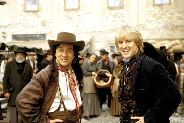 Pin for Later: 30 New Movies and TV Shows That Hit Netflix in May Shanghai Knights Jackie Chan and Owen Wilson will make you giggle in this 2003 sequel to Shanghai Noon. Watch it now.