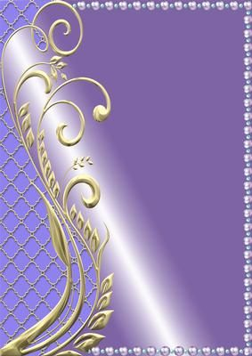 Purple Swirls on Craftsuprint designed by Elisha Williams - Purple Swirls is a pretty background paper for all your designer needs.Each paper is on a white background at 300dpi. Suitable for card making and scrapbooking. - Now available for download!