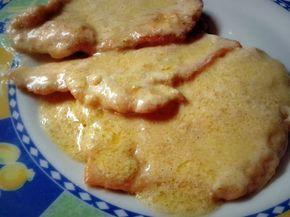 Fesa di Tacchino in crema di Latte e Parmigiano