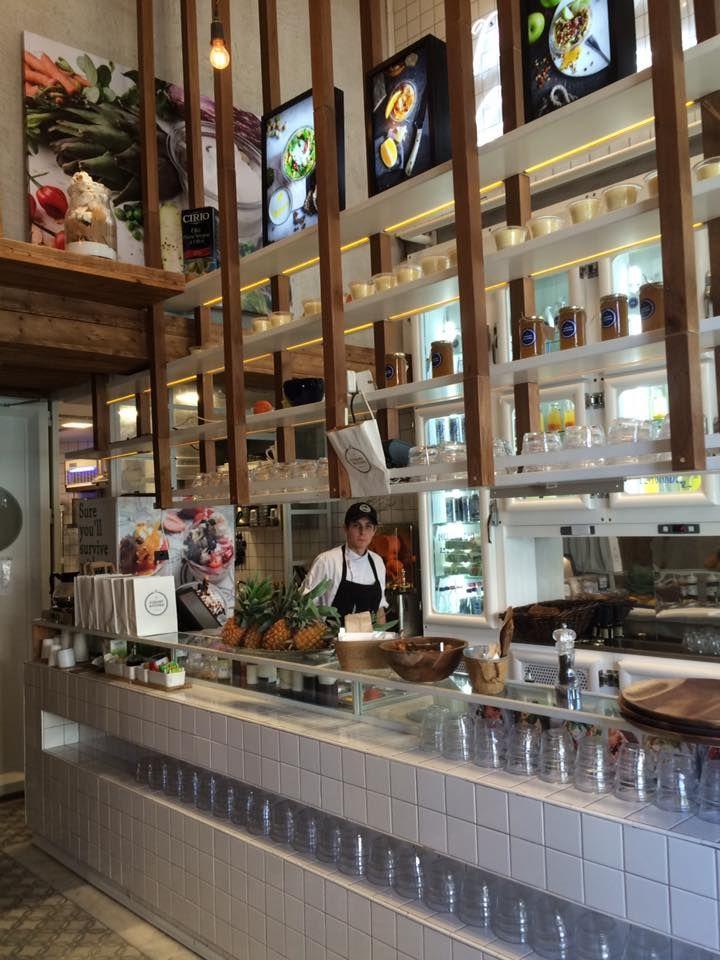 Yogurt Kitchen Tel Aviv