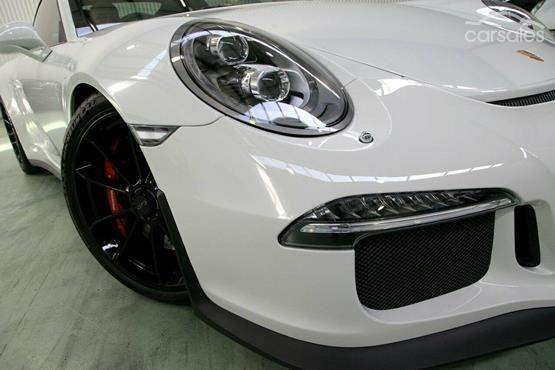 2014 Porsche 911 GT3 991 Auto MY14-$369,900