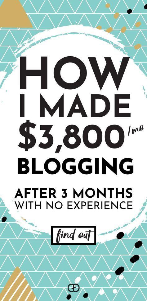 Ich werde 5 mächtige Strategien teilen, die mir helfen, eine profitable Blo …   – Blogging