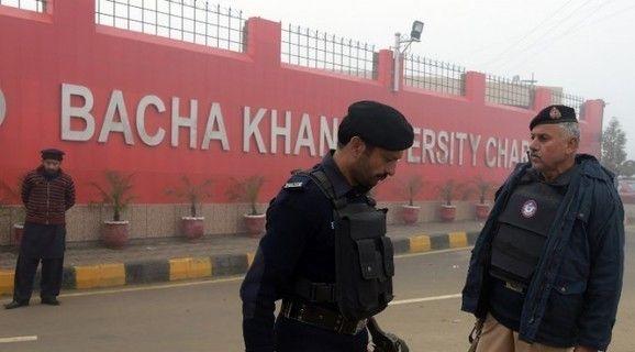 Charsadda bacha khan university was opened after 26 day
