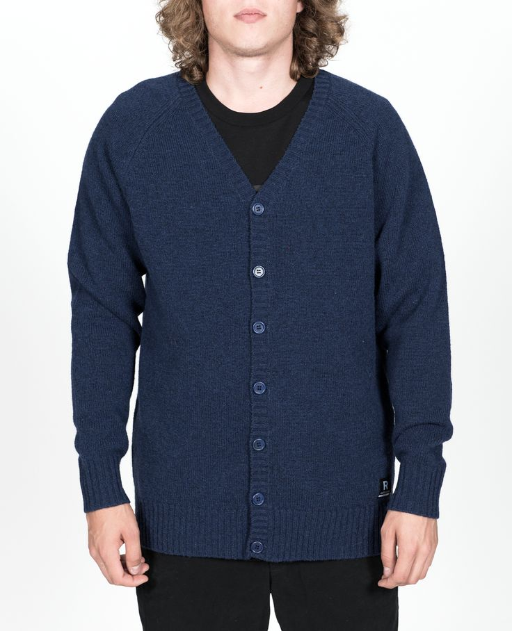 R-Collection Fisher cardigan