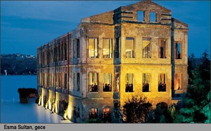 Esma Sultan Yalisi..I got married here in 1997..it was a dream come true..