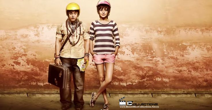 Check out Aamir Khan & Anushka Sharma different looks from the 4th Motion Posters of PK_2