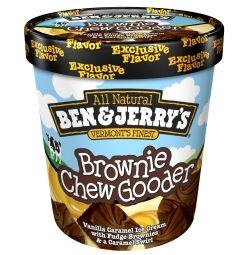 Ben Jerrys has some of the best ice cream flavors