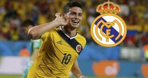 James Rodríguez juega actualmente en el Mónaco de Francia. (AFP)