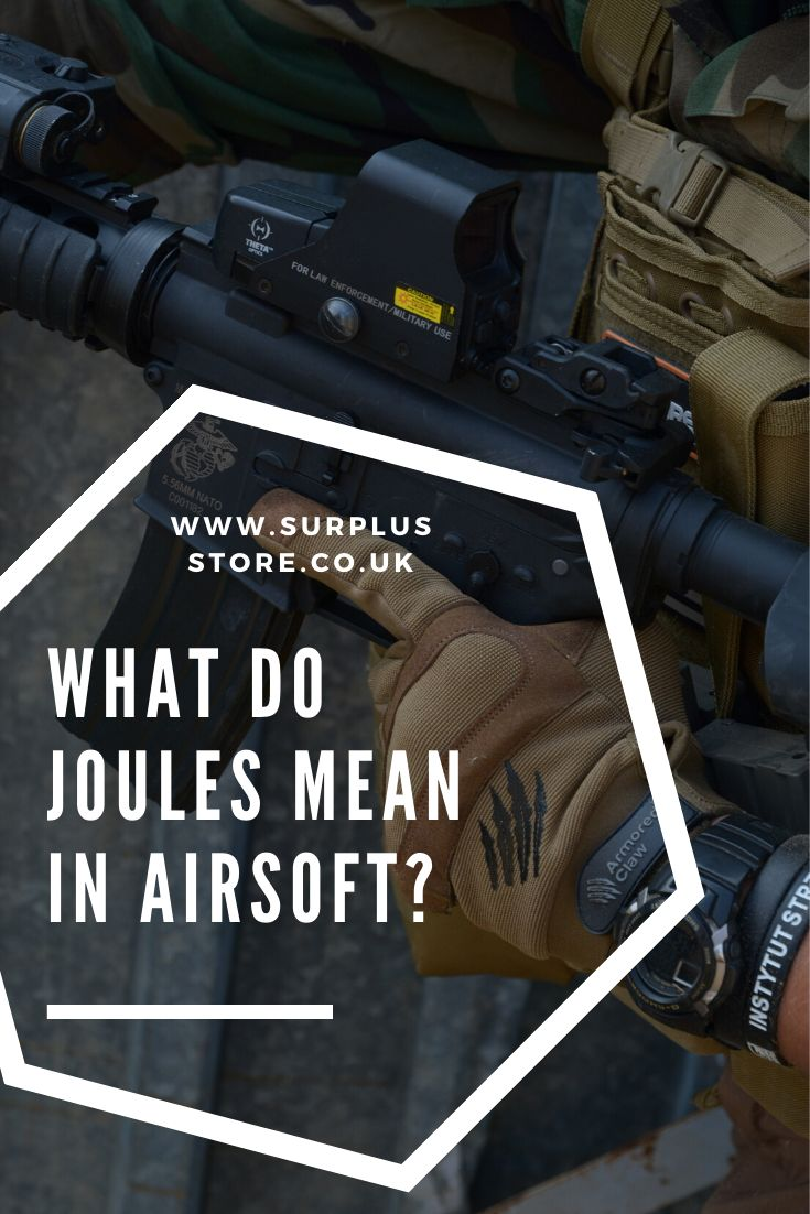What Do Joules Mean in Airsoft? Airsoft, Joules