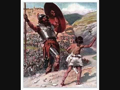 Elly en Rikkert- David en Goliath