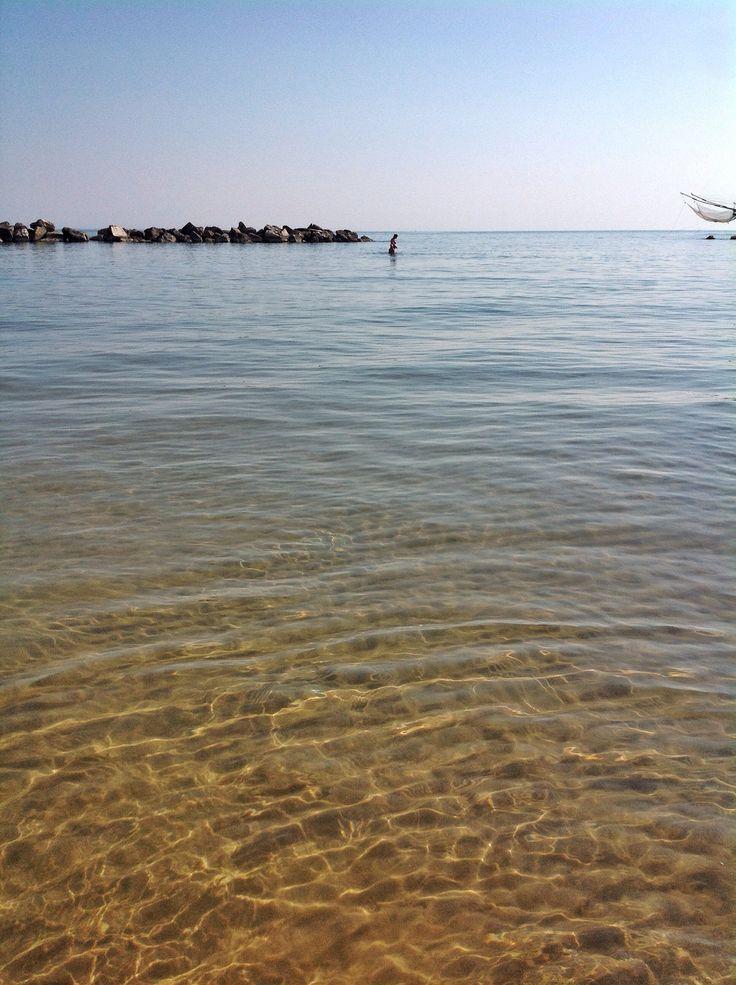 Sea.. calling #termoli #spiaggiapanfilo #molise