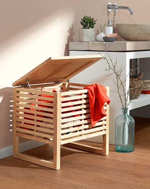 Přirozeně elegantní nábytek a doplňky do koupelny
