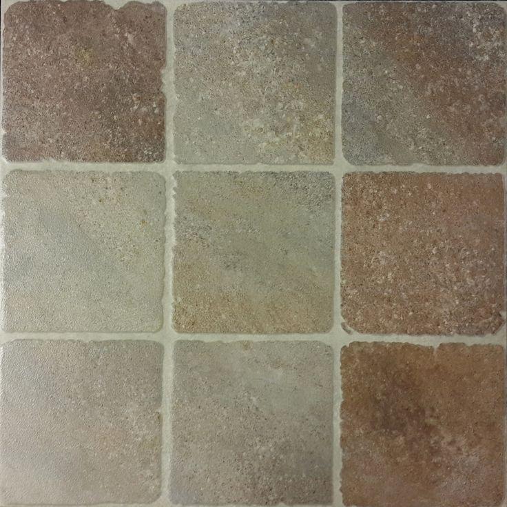 Piso taco p rfido oscuro 45 3x45 3 pisos cer micos 33x33 for Pisos ceramicos para garage