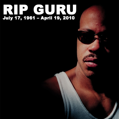 Three years ago today, hip-hop lost another legend. Rest in peace, Guru.