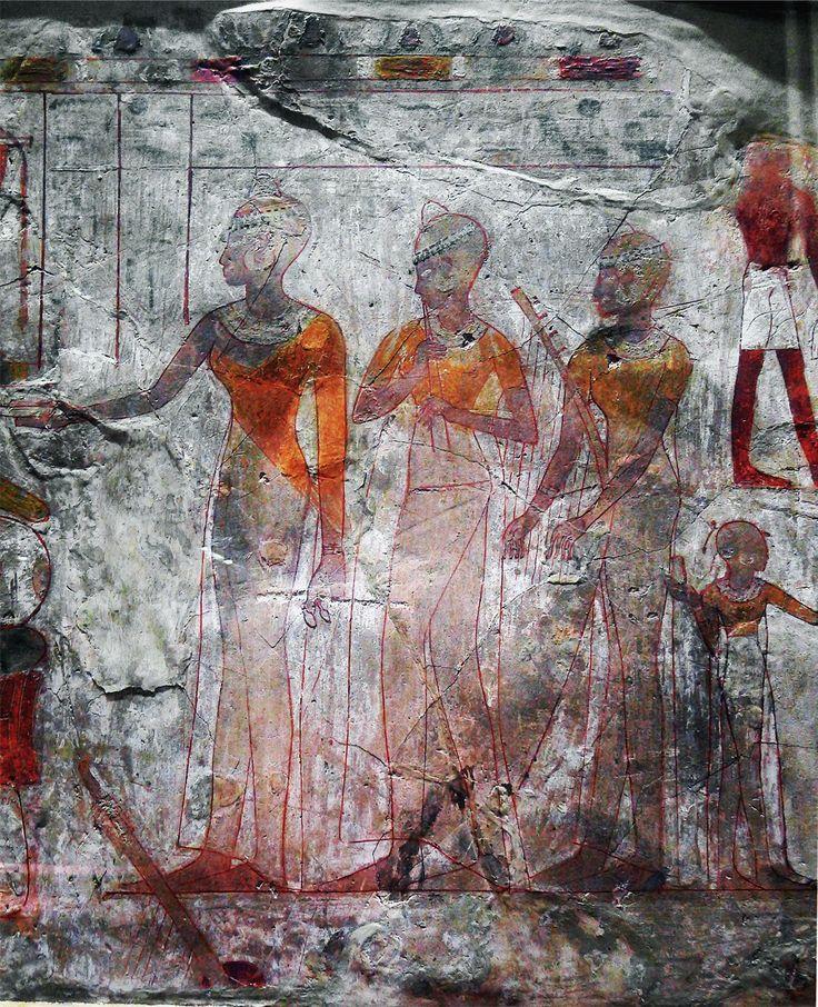 230 best kori egyiptom fest szete i e 3000 30 images on for Egyptian mural paintings