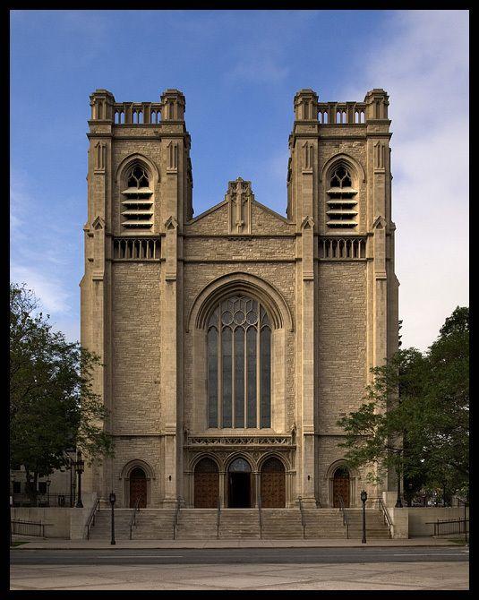 Gothic architecture in denver colorado
