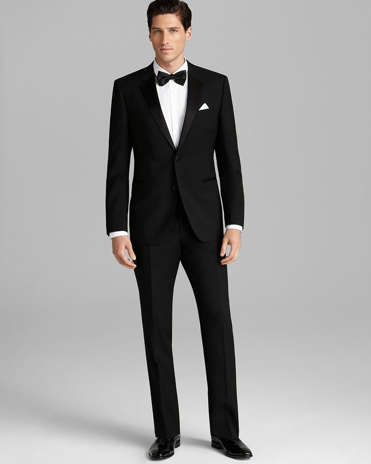 BOSS HUGO BOSS Stars Glamour Tuxedo Suit - Contemporary Fit | Bloomingdale's