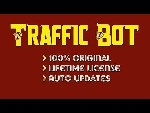 Traffic Bot is a Windows software that send unlimited