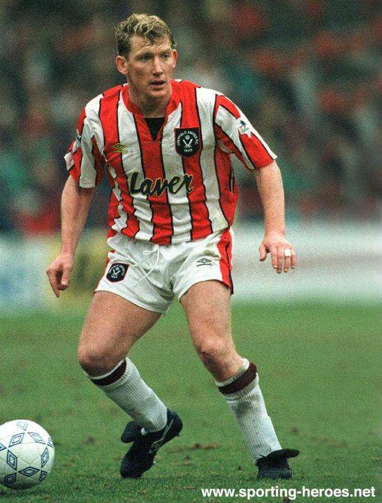 Kevin Gage - 1991/92-1995/96 - Sheffield United FC