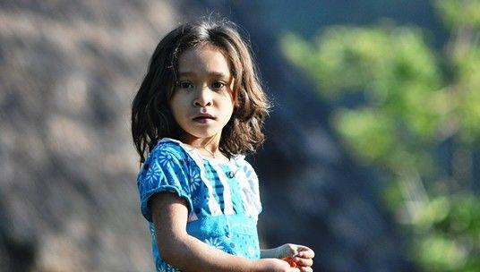 Waerebo kids, Flores, NTT- Indonesia