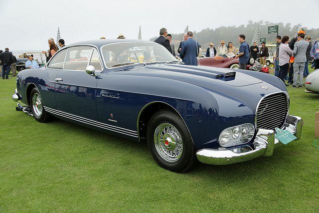 1954 Chrysler New Yorker Ghia Coupe