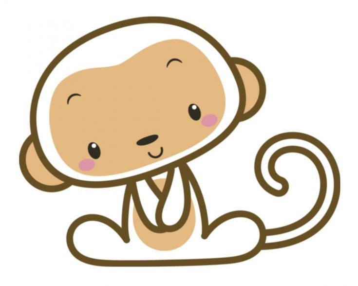 japanese wallpaper cartoon monkey - photo #1