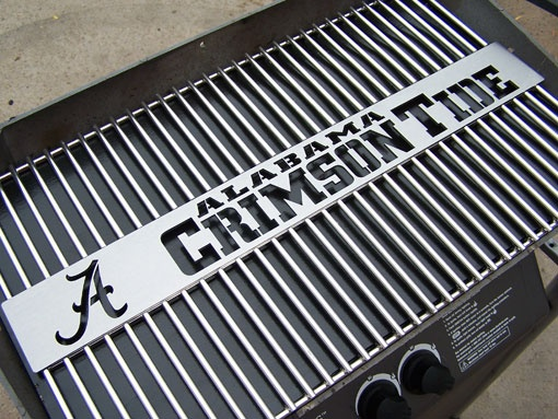 if you want to win that tailgating competition this stainless steel grill grate will surely - Stainless Steel Grill Grates