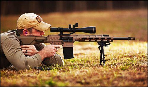 Sniper Rifle R11 RSASS