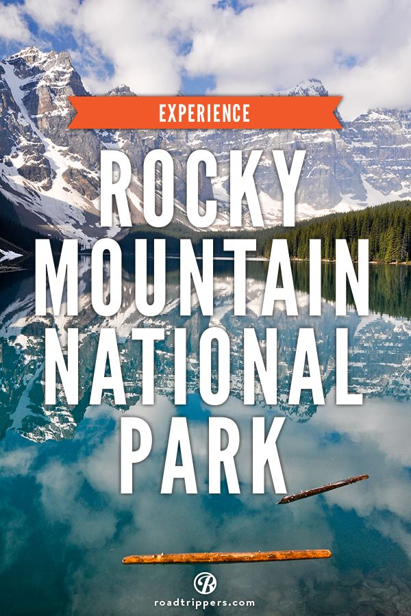 Rocky Mountain National Park is well-known for its hiking trails– and with good reason. There's over 300 miles of them, dotted with wildflowers and offering thrilling alpine scenery.