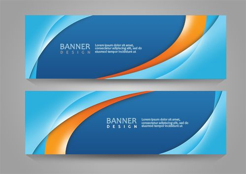 Photoshop ribbon banner brushes free vector download ...