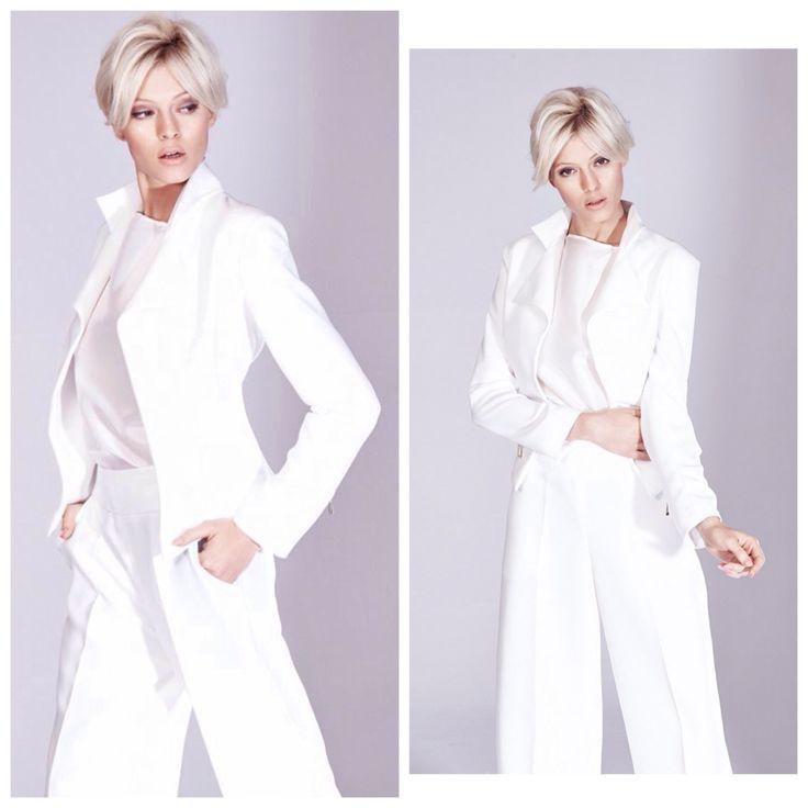 Spodnie i żakiet z zimowej kolekcji duetu THECADESS @radekrocinski @piotrsalata @loveconcept #fashion #moda #aw15 #new