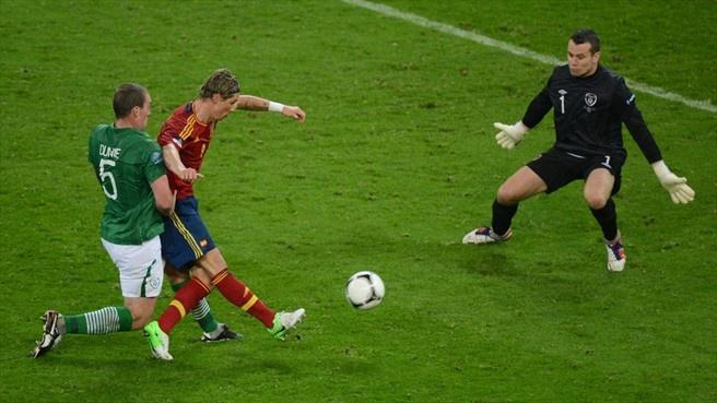Fernando Torres (Spain) - 3rd Goal - Spain 4-0 Republic of Ireland - Group C Knockout