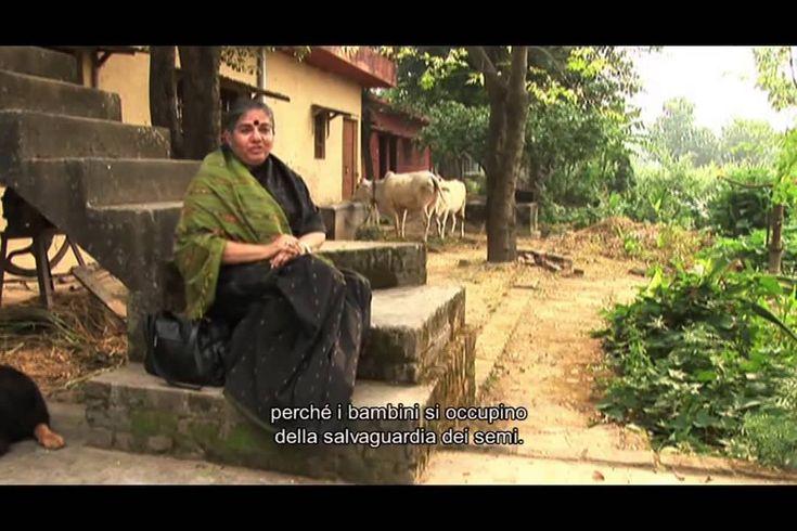 I Nove Semi - L'india di Vandana Shiva