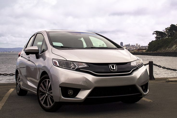 The honda fit makes gray days by the water feel brighter for Honda fit 0 60