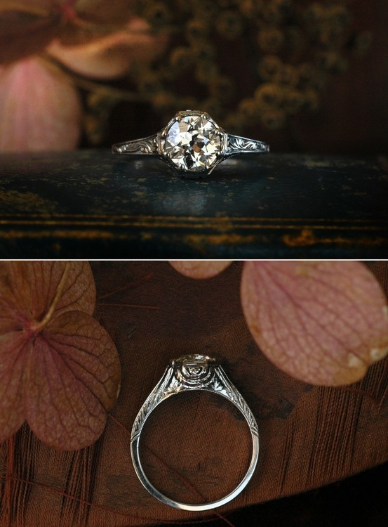 1920's this is beautiful engagement ring? or normal ring idk