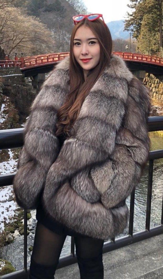 go fur it - girls | Fur Coats | Fur, Fur jacket, Fur clothing