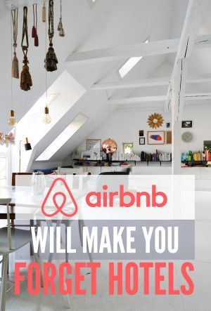 All about Airbnb explained