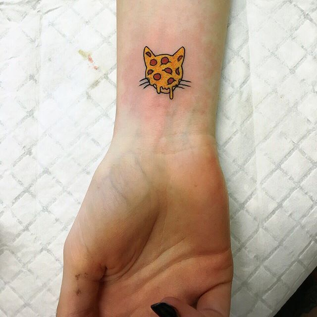 Cat Tattoos Every Cat Tattoo Design Placement And Style: Best 25+ Tiny Cat Tattoo Ideas On Pinterest