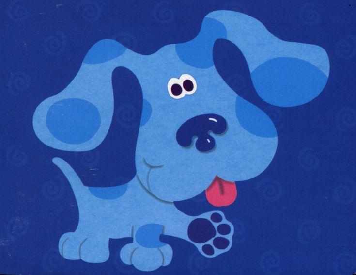 19 best BLUE CLUES images on Pinterest