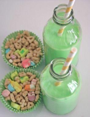 Leprechaun Breakfast   St. Patrick's Day Crafts & Recipes - Parenting.com
