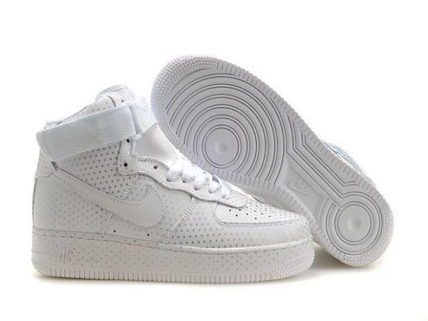 chaussure pas cher vans - Chaussures de basketball Nike Air Force 1 Basse \u0026#39;07 Blanc Vieux ...