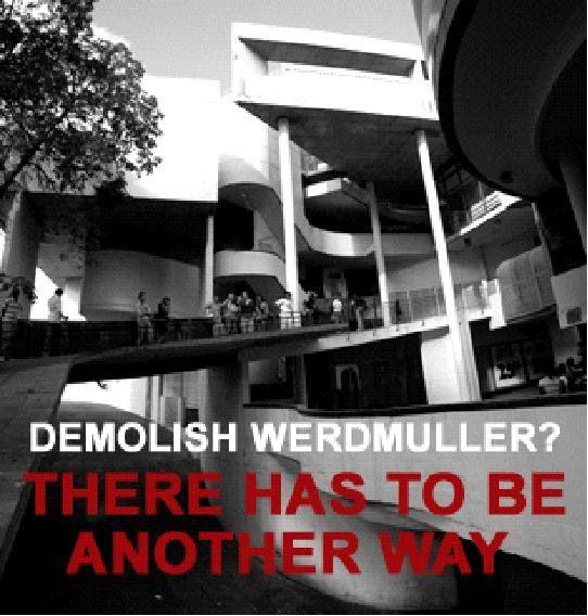 Werdmuller Centre: Werdmuller Centre Claremont, Cape Town