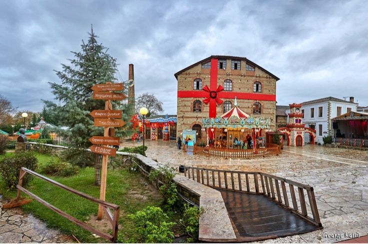 Ο ΜΥΛΟΣ ΤΩΝ ΞΩΤΙΚΩΝ – ΤΡΙΚΑΛΑ (Χριστούγεννα 2015-2016) - Πιστός στο ραντεβού του καί αυτή χρονιά, ο Μύλος των Ξωτικών, ανοίγει τις πόρτες του το τελευταίο Σαββατοκύριακο του Νοεμβρίου, φιλοδοξώντας να κάνειτις αγαπημένες μας γιορτές, Χριστουγέννων καί Π...