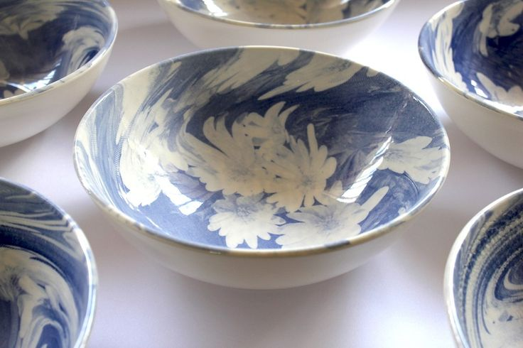 The New Blue and White Collection, porcelain bowls