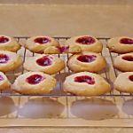 Recette Biscuits à la gelée de belle-maman