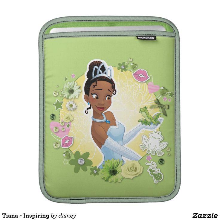 Tiana - Inspiring iPad Sleeves