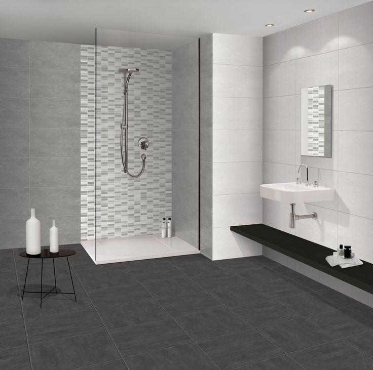 #Marazzi #Serpal Gris 33x60 cm DAWI | #Porcelain stoneware #Cement #33x60 | on #bathroom39.com at 20 Euro/sqm | #tiles #ceramic #floor #bathroom #kitchen #outdoor