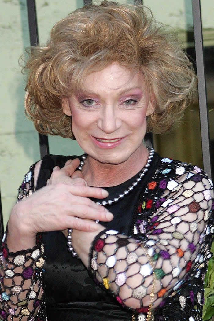 Transgender Actress Holly Woodlawn Dies at 69